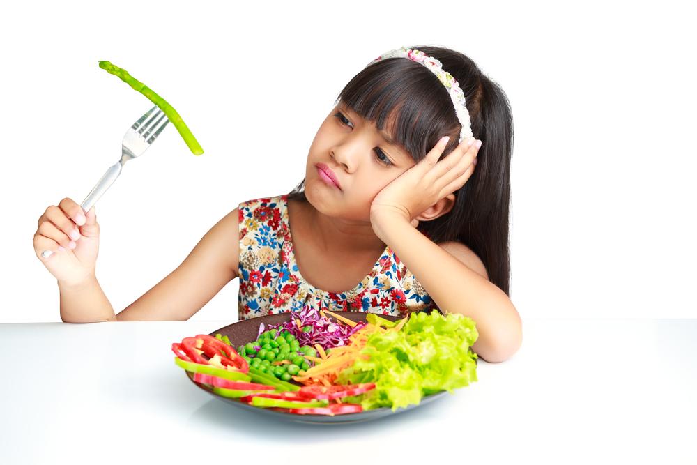 Atasi Anak Sulit Makan