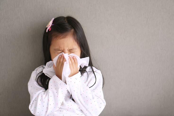 Banyak Terjadi, Ini Alasan Anak Mudah Terserang Flu Saat Puasa