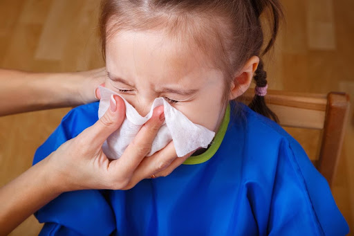 Cara Mengatasi Flu dan Batuk Pada Anak