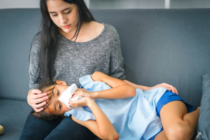 Do's & Don't's Merawat Anak yang Sedang Flu & Batuk