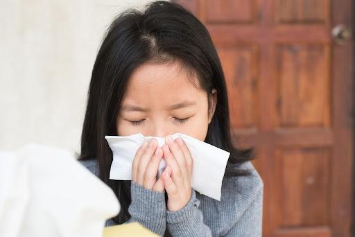 Flu dan Batuk Pada Anak Sering Terjadi, Infeksi atau Alergi, Ya?