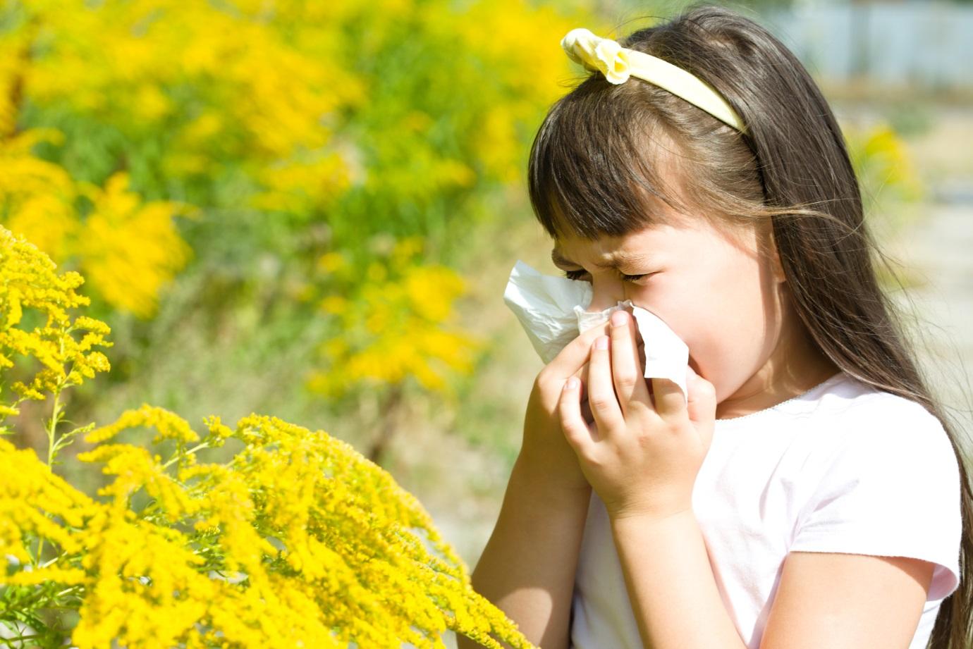 Flu dan Batuk, Tanda Gejala Alergi Pada Anak?