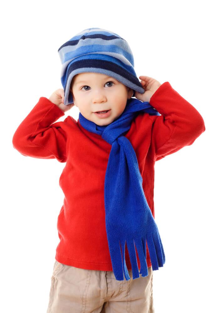 Mengajarkan Anak Berpakaian Sendiri