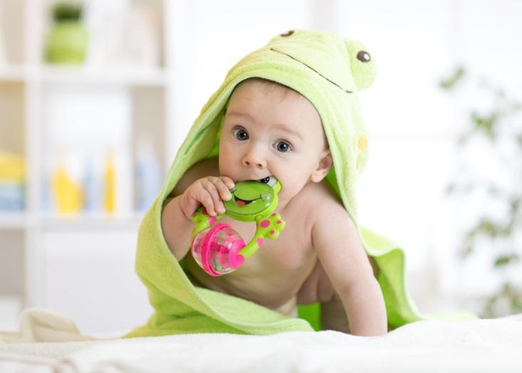 Mengapa Anak Bisa Demam Saat Tumbuh Gigi