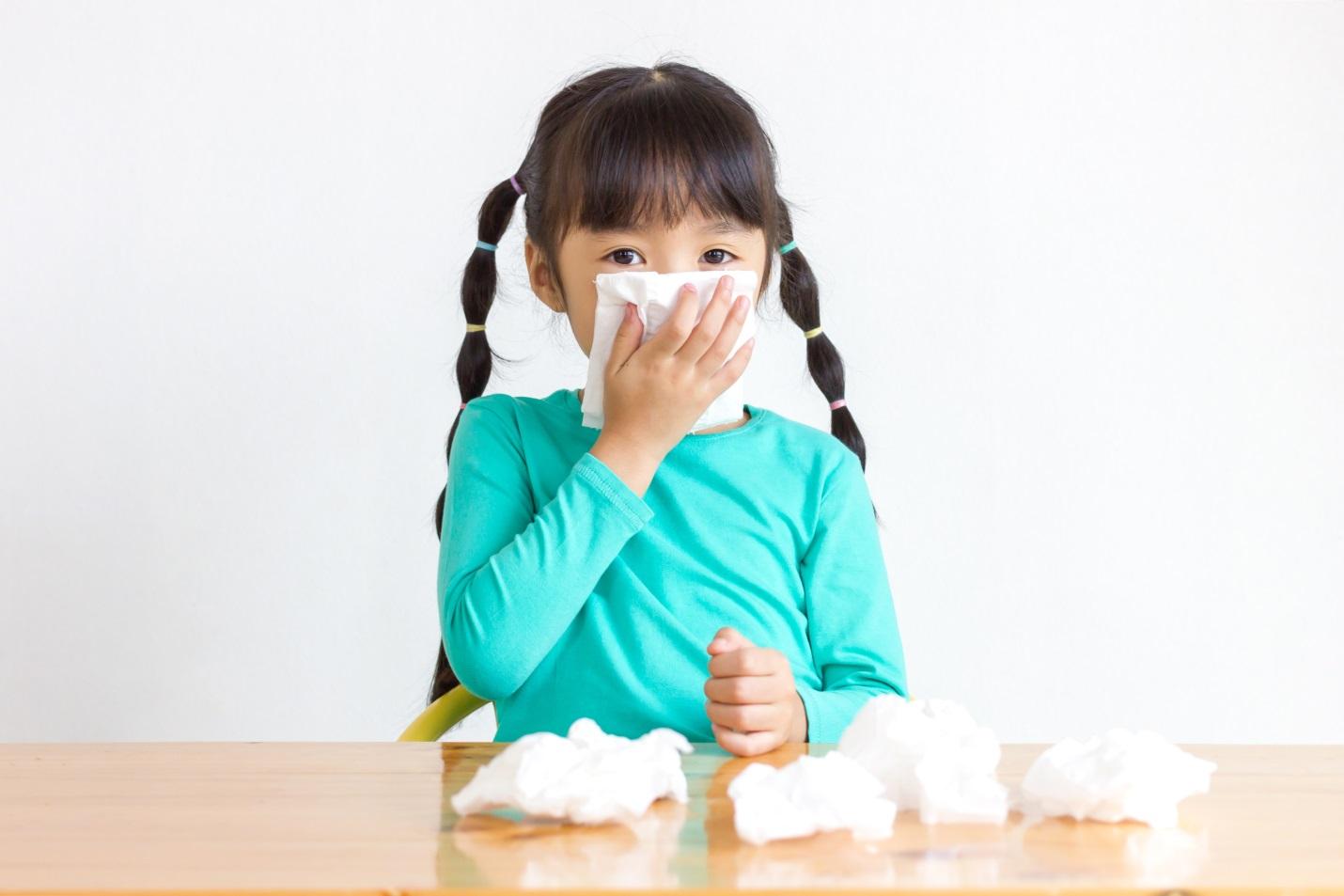 Solusi Saat Buah Hati Terserang Flu dan Batuk