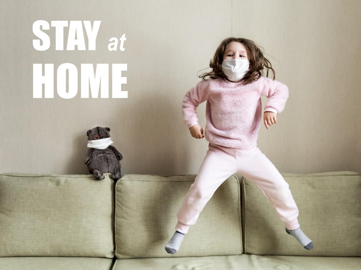 Solusi Saat Buah Hati Terserang Flu dan Batuk Sehingga Anak Tetap Bersemangat Meski #dirumahaja