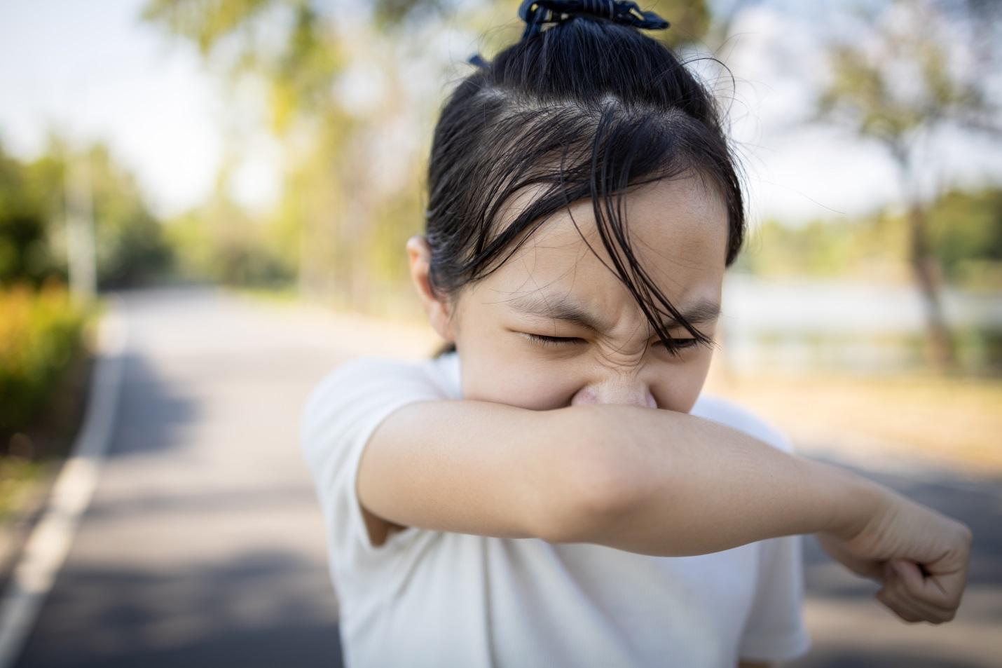 Solusi Saat Buah Hati Terserang Flu dan Batuk Selama PSBB Transisi