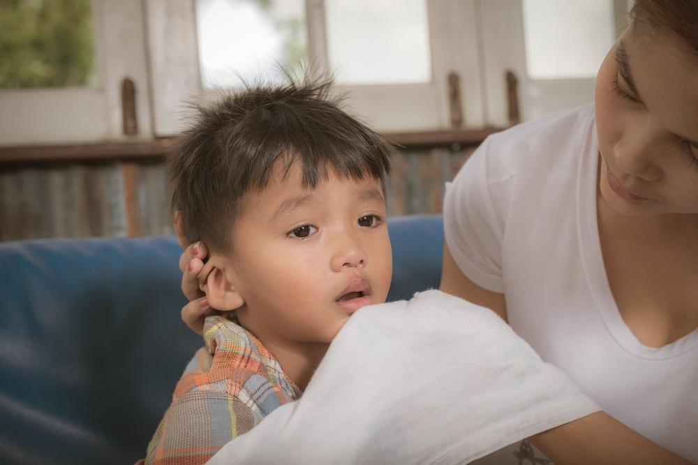 Tahap Gejala Batuk dan Pilek Pada Anak