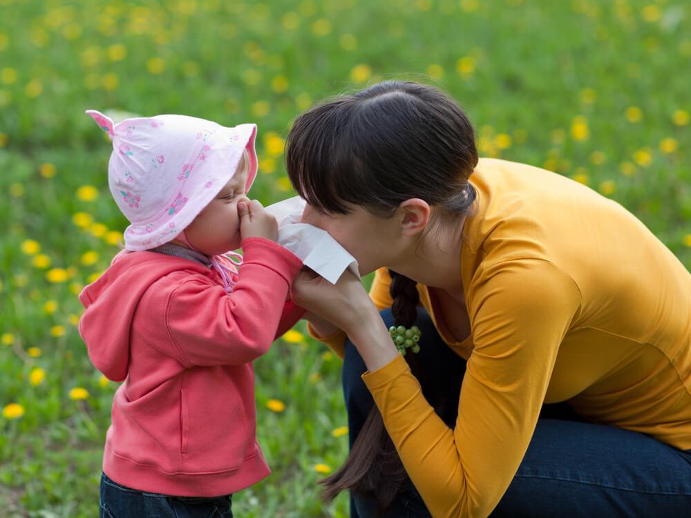 Tanda Tanda Gejala Alergi Pada Anak