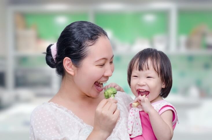 Tips Membujuk Anak Agar Mau Makan Ketika Sakit