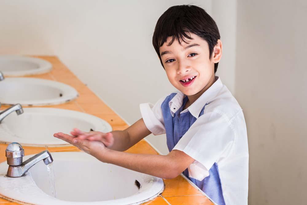 6 Kebiasaan ini Membuat Anak Tak Mudah Sakit