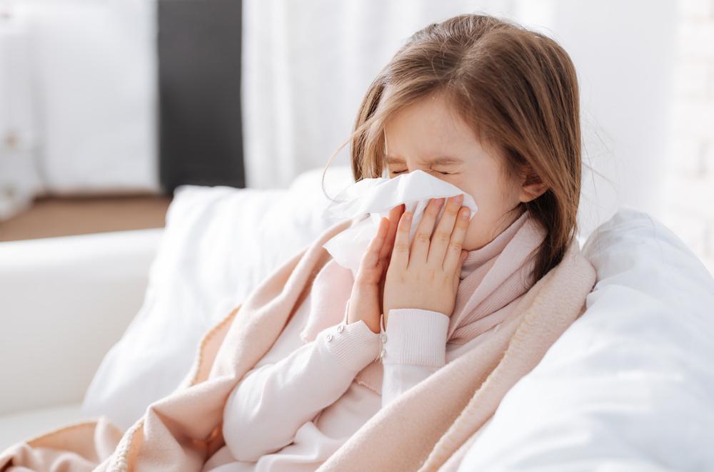 Alasan Flu pada Anak Juga Sebabkan Batuk