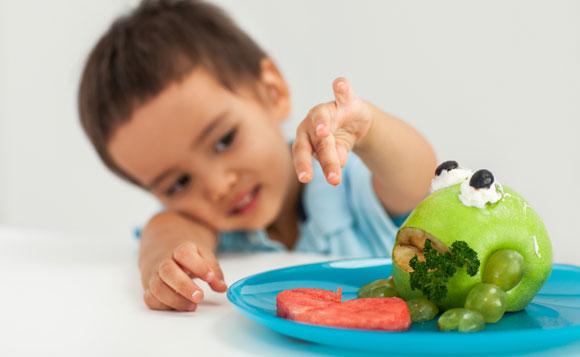 Agar  Anak Bertambah Nafsu Makan