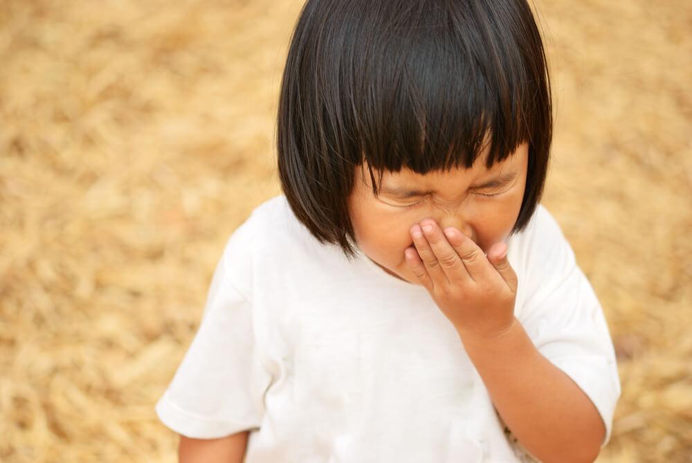 Cara Mengatasi Hidung Tersumbat Pada Anak