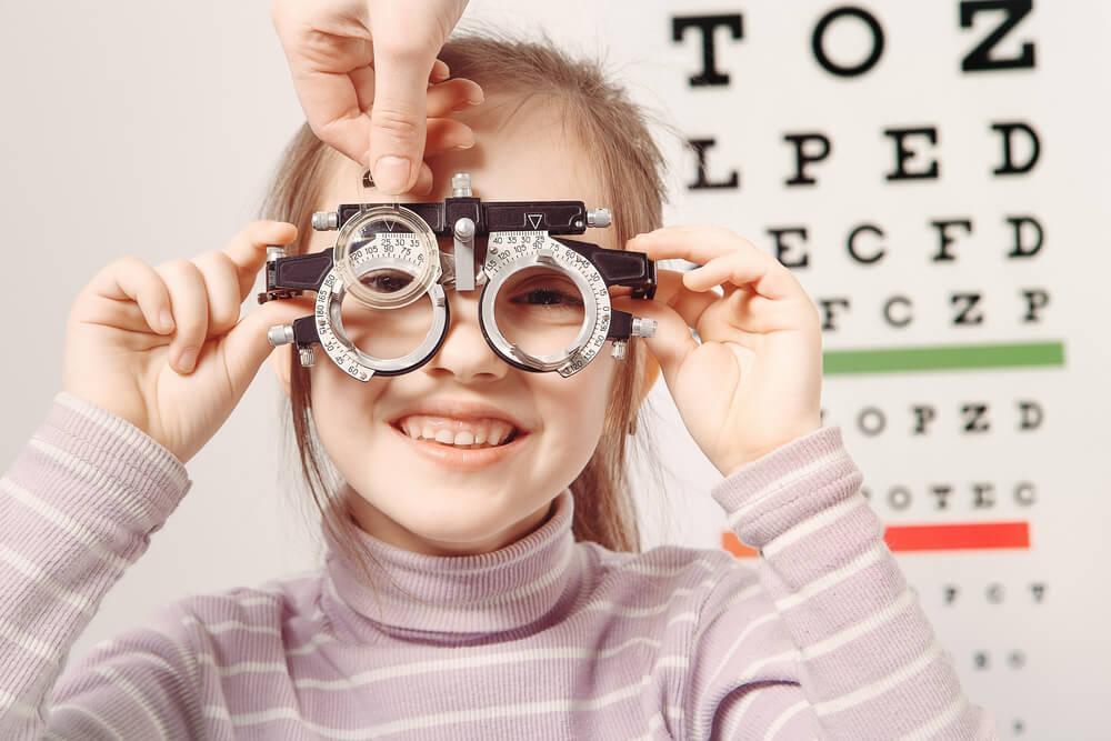 Agar Mata Anak Senantiasa Sehat