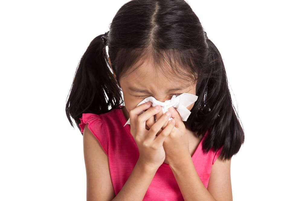 Hindari Alergi Pada Anak