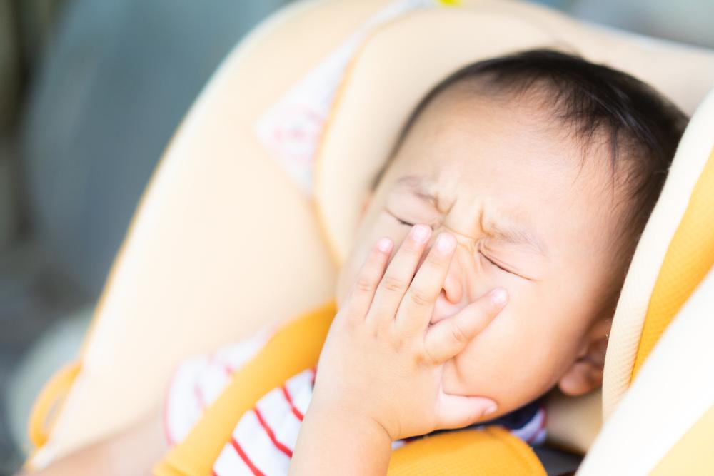 Bayi Terserang Flu dan Batuk, Haruskah Minum Obat?