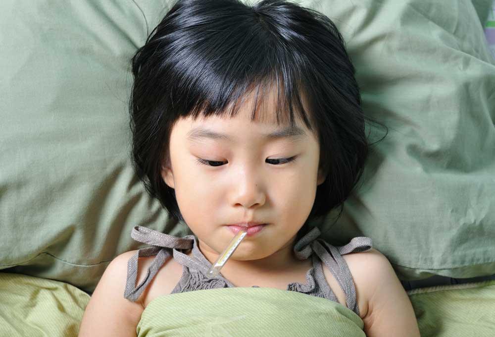 Tips Atasi Malaria Pada Anak