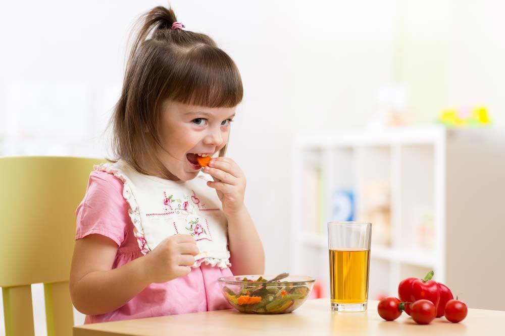 Pola Makan 3J untuk Anak, Apakah Itu?