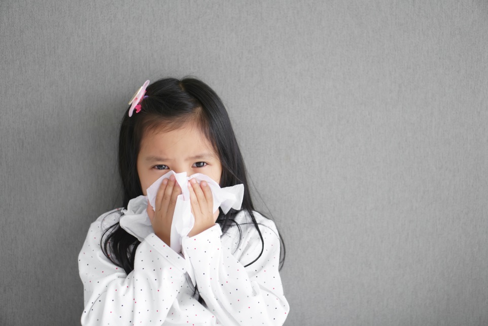Bagaimana mengatasi flu dan batuk yang terjadi pada anak?