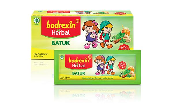 bodrexin Herbal Batuk
