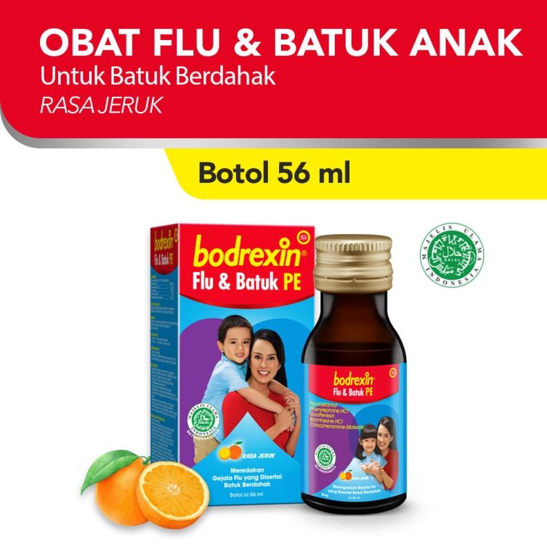 bodrexin Flu & Batuk PE