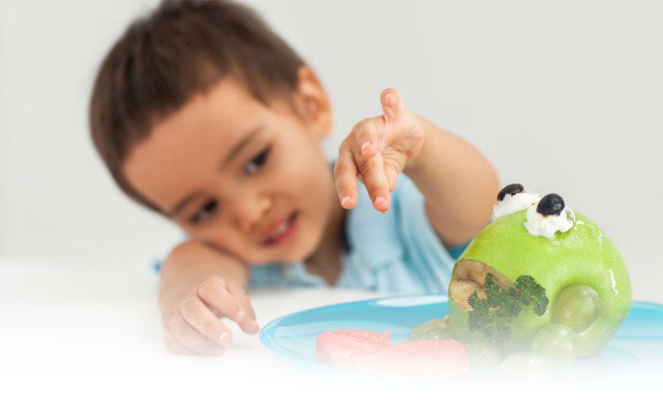 Agar anak bertambah napsu makan